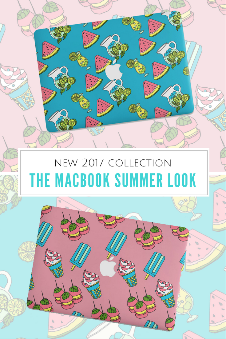 THE PERFECT MACBOOK SUMMER LOOK FOR 2017 -