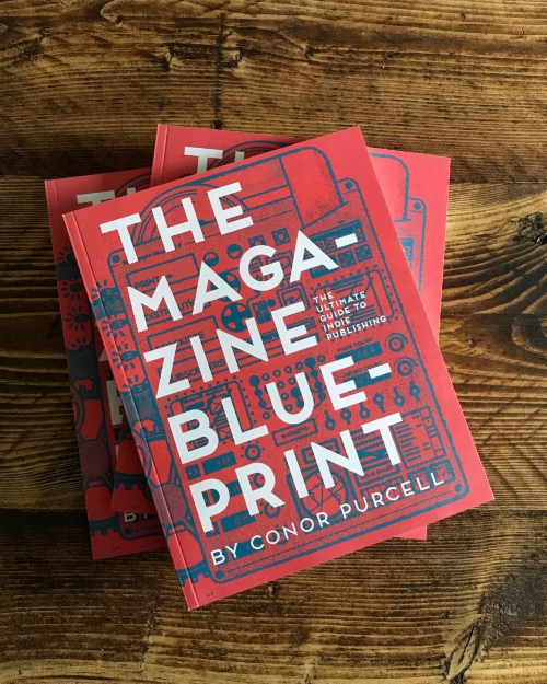 The magazine blueprint five things i learned publishing a book about independent magazines malvernweather Image collections
