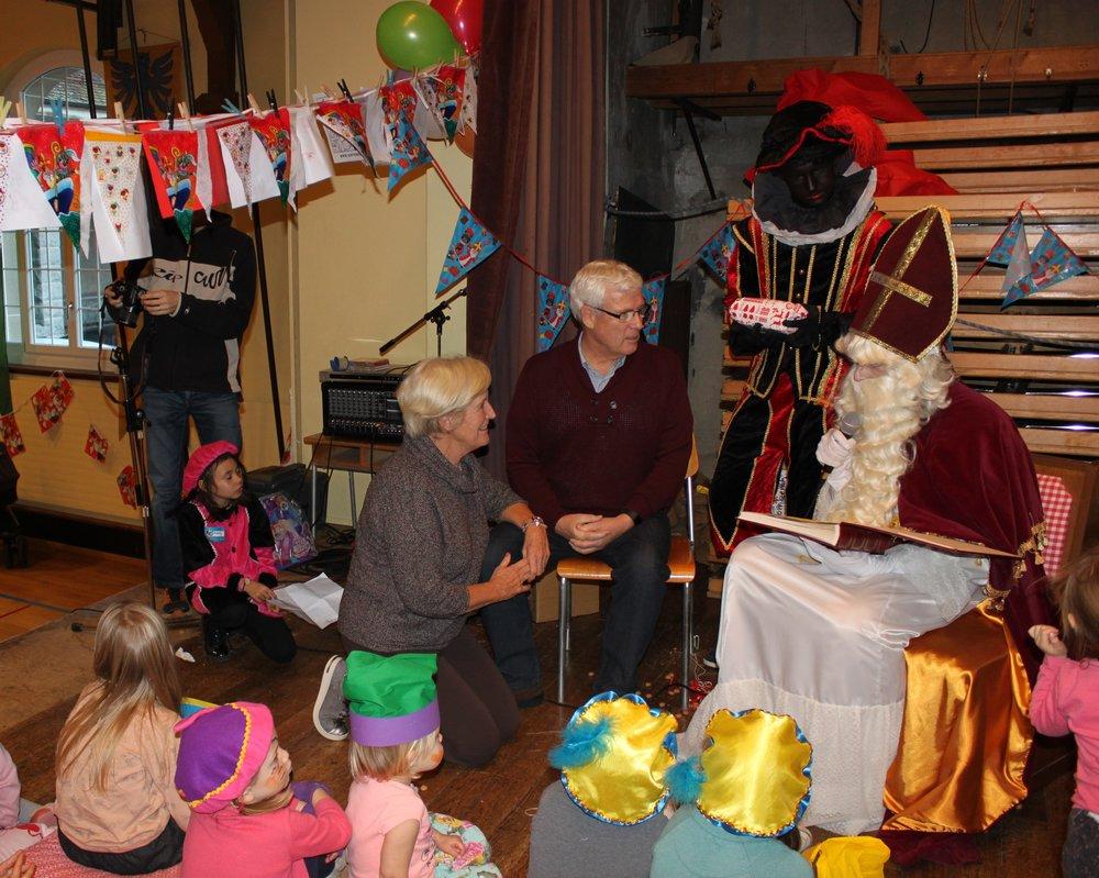 Sinterklaas Vaud 2016