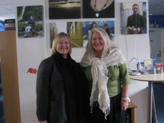 Julie Kenny, Sue Smith - Ben's Centre