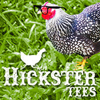 Hickster Tees: tees & more inspired by rural life