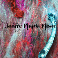 Jenny Fields Fiber: hand-dyed fiber and handspun yarn