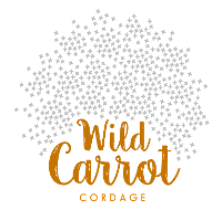 Wild Carrot Cordage: handmade rope baskets, totes, & home accessories