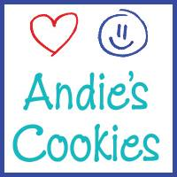 Andie's Cookies : you know you want one!