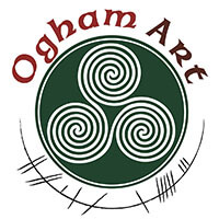 Ogham Art : unique Irish gifts