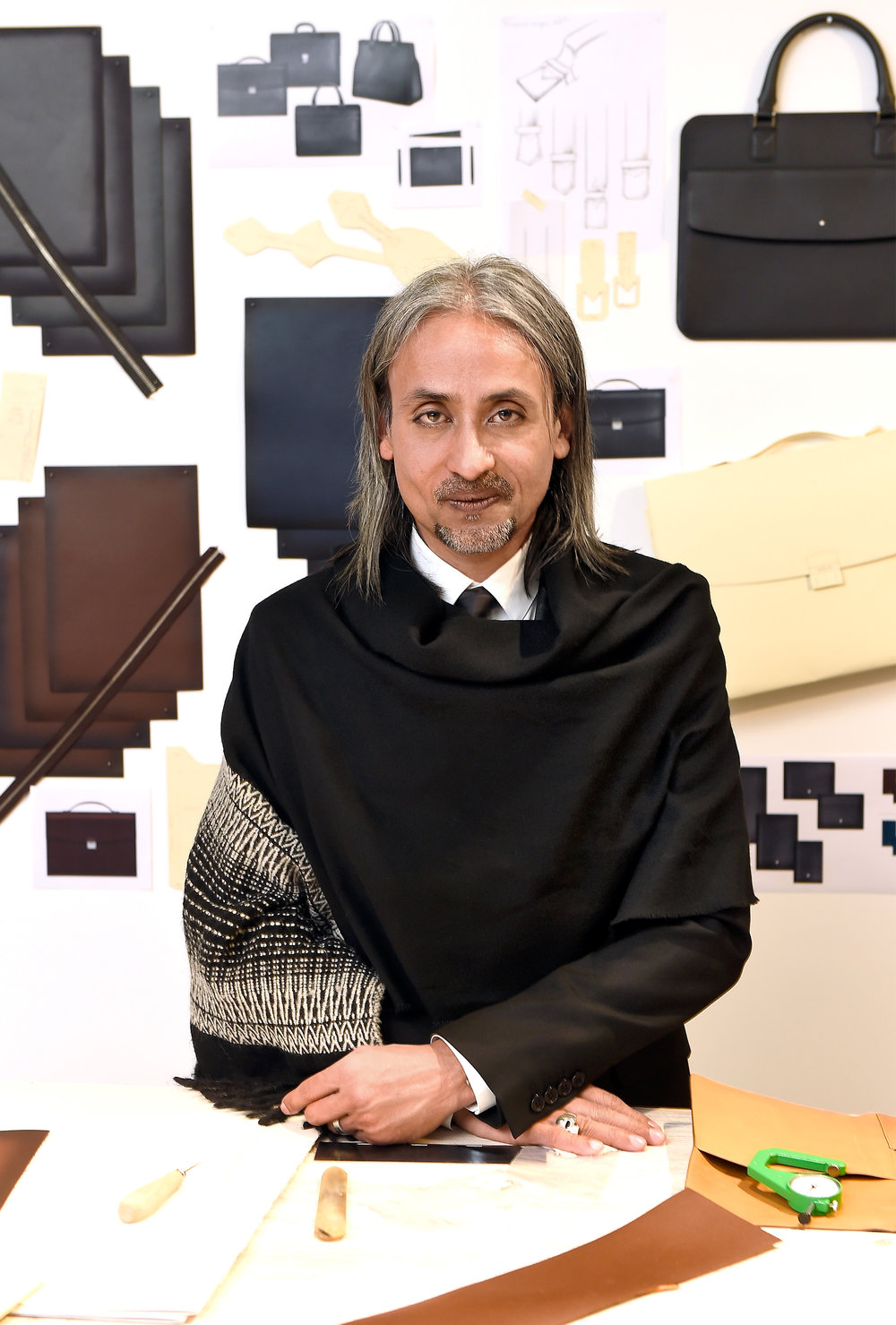 Zaim Kamal, Creative Director of Montblanc