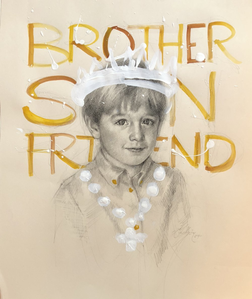 BROTHER, SON, FRIEND - 16