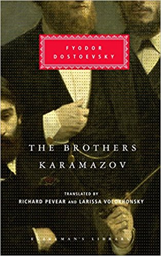 THE BROTHERS KARAMAZOV   http://amzn.to/2AC4s3c
