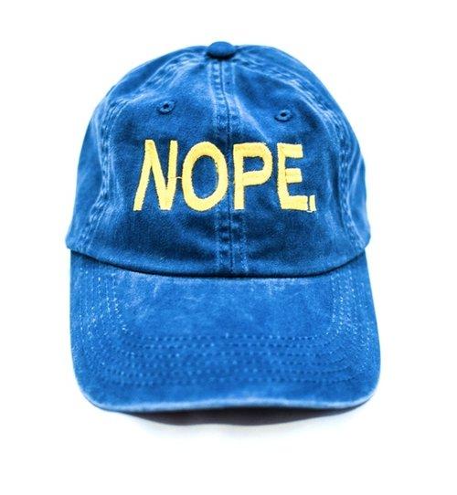 Unapologetically Single Nope Dad Hat — Unapologetically Single eb7ae6aae38