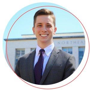 Patrick Glover - Undergraduate Nortehastern Student