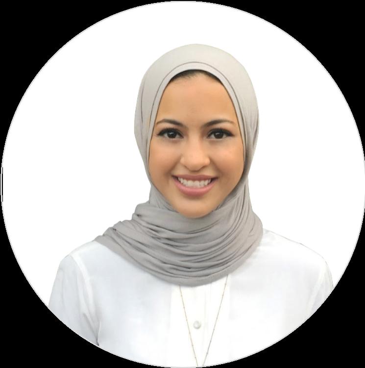 Dr. Amirah Aly - Postdoctoral fellow, University of British Columbia