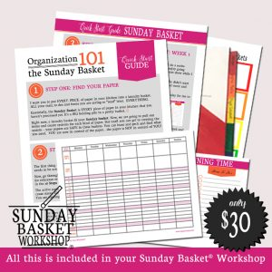 Sunday Basket 1.0 (Paper Organizing Workshop).jpg