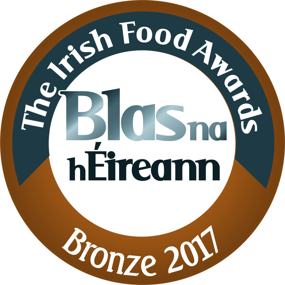 Bronze winner at the 2017 Irish Food Awards for our Tapenade Rustico.