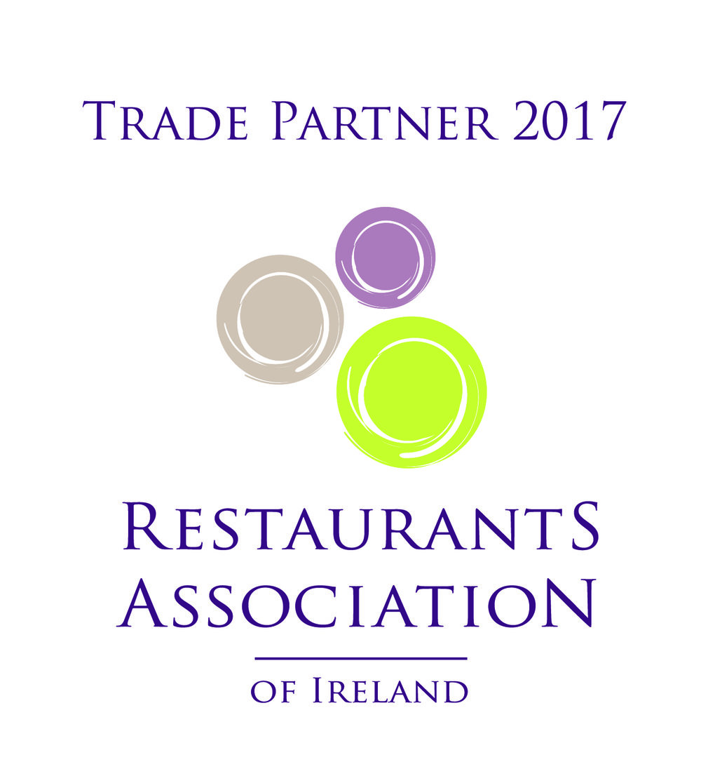 The Restaurant Association of Ireland has nine branches and represents over 2500 members across a wide range and style of eateries, throughout Ireland. We are an Approved Supplier to RAI members