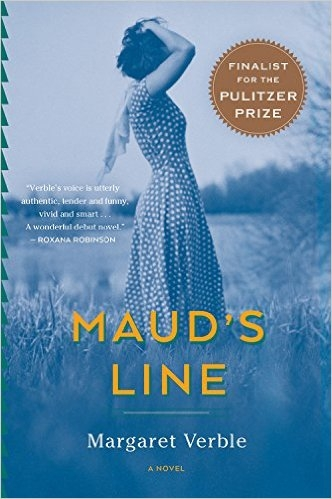 Margaret Verble  used characters from the novel she workshopped with us and began writing  Maud's Line  immediately upon returning home. The result: a  Pulitzer Prize  finalist!
