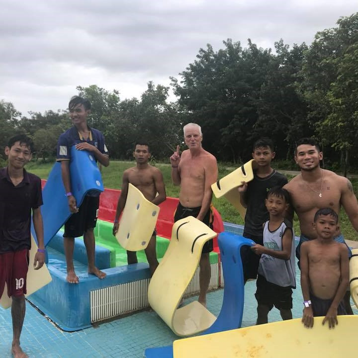A Day at the Water Park