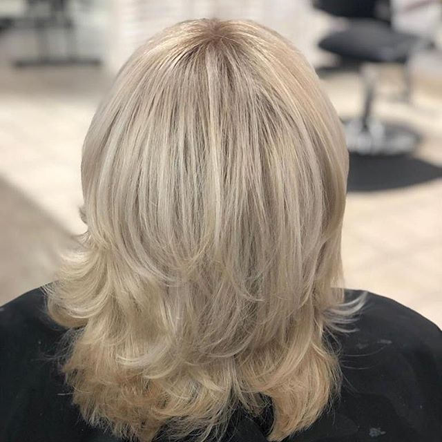 Beautiful blonde by Kate