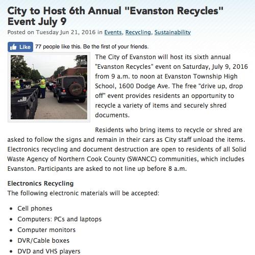Evanston Recycles Press Release.jpg