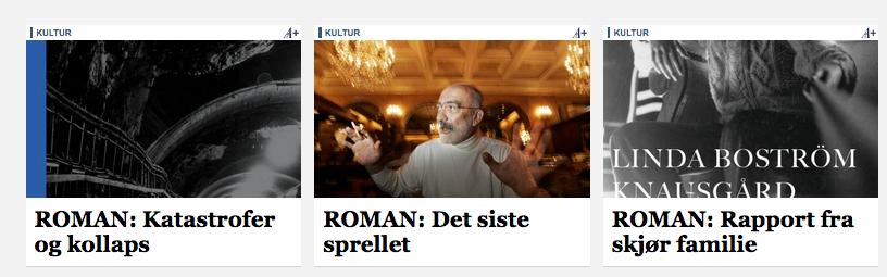 Anmeldelse i Stavanger Aftenblad. Terningkast 5. Klikk på bildet for å lese (betalingsmur).