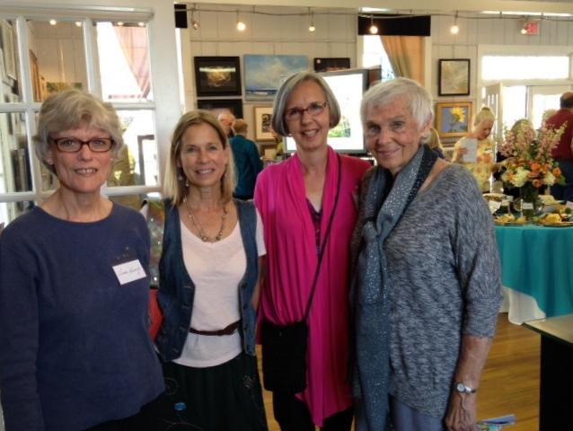 Sharptop Arts Association Reception Jasper GA, 2014