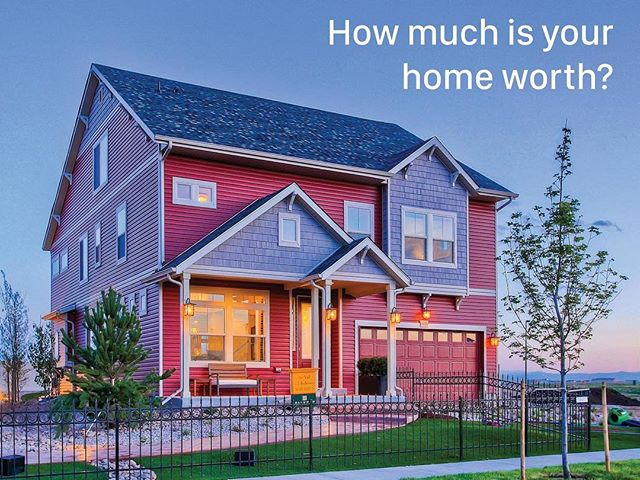 How much is your home worth? Contact me for a free market evaluation 🙂