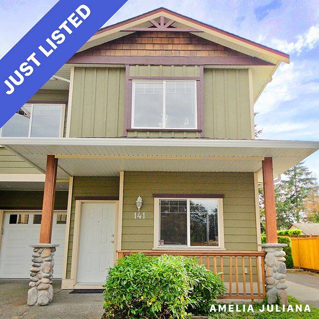 Just listed. 141-951 Goldstream Ave is your ideal Westshore family home. 3 beds, 2 full baths, 1,477 sq. ft. Offered at $399,500 . Visit http://www.ameliajuliana.com for more info