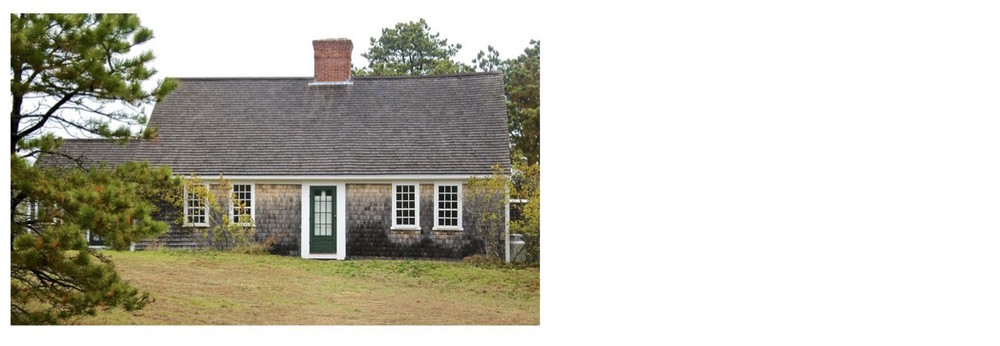 "This 2,000 sq. ft. 18th-century ""Cape"". . ."