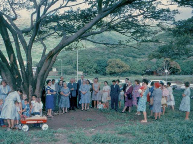 1961 - Founding Members