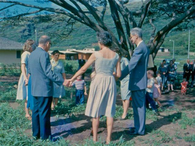1961 - First Class