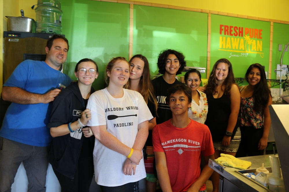 Spanish Class at Lanikai Juice.jpg