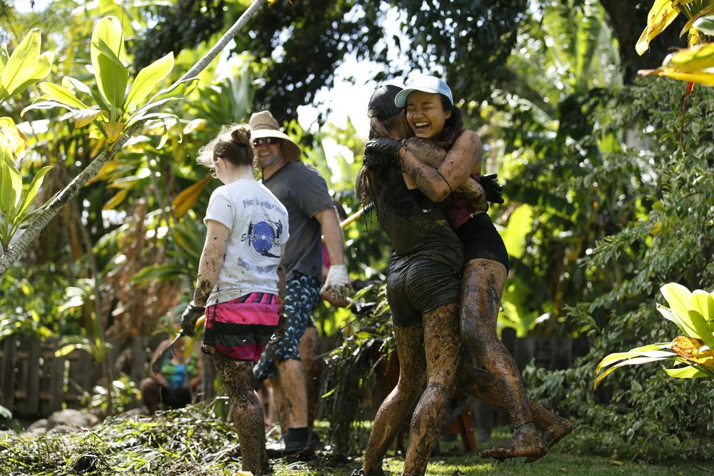 Mallory Kracher hugs Lea Alsadoun.jpg