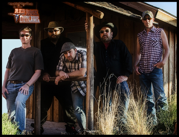 THE REDROCK OUTLAWS   L-R   James Grantham  Brian Vasquez  Joey Ganino  Bubba Bartosh   Weylin Clang