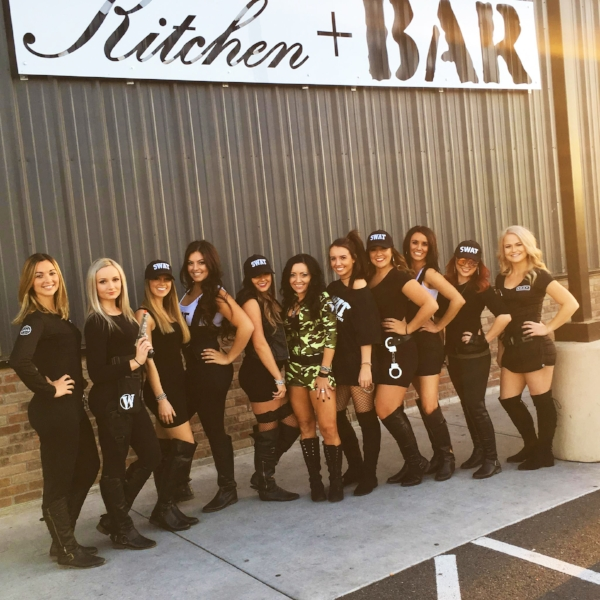 A big thanks to KCYN from Bubba & The RedRock Outlaw band, for helping to promote our gig Friday at The Warehouse 2565 in Grand Junction, Colorado. The place was packed thanks to all the Moab, Utah supporters that showed up for the show. Or maybe these ladies had something to do with all the guys being there...??? LOL