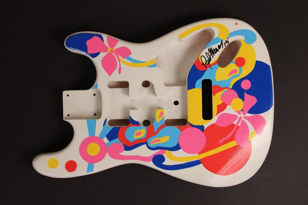 Hendrix Guitar, 2014