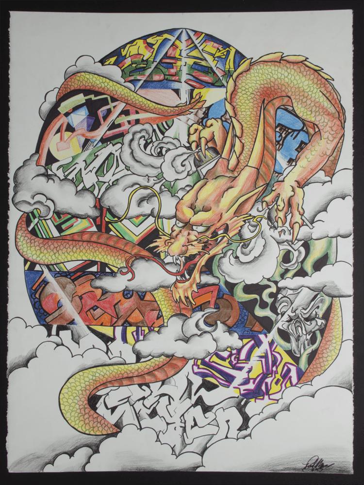Dragon Grafitti, 2015