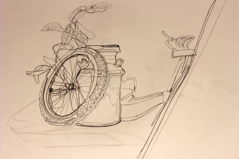 Bike Contour, 2015