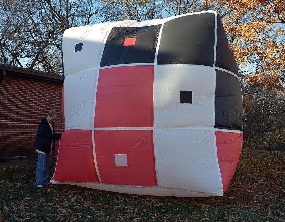 UNO cube, 2015