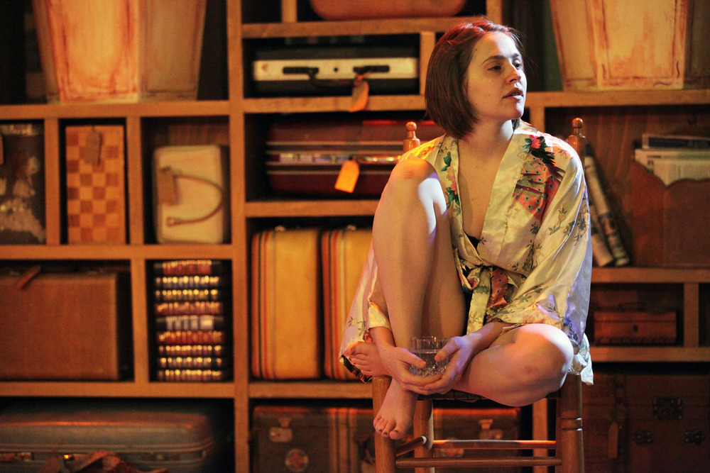 Boxer Shorts: Talk to Me Like the Rain and Let Me Listen by Tennessee Williams; Brown Box Theatre Project, April 2015