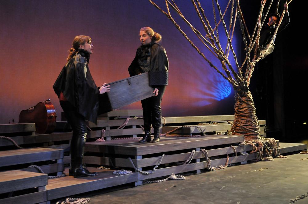 The Winter's Tale; Emerson College 2013