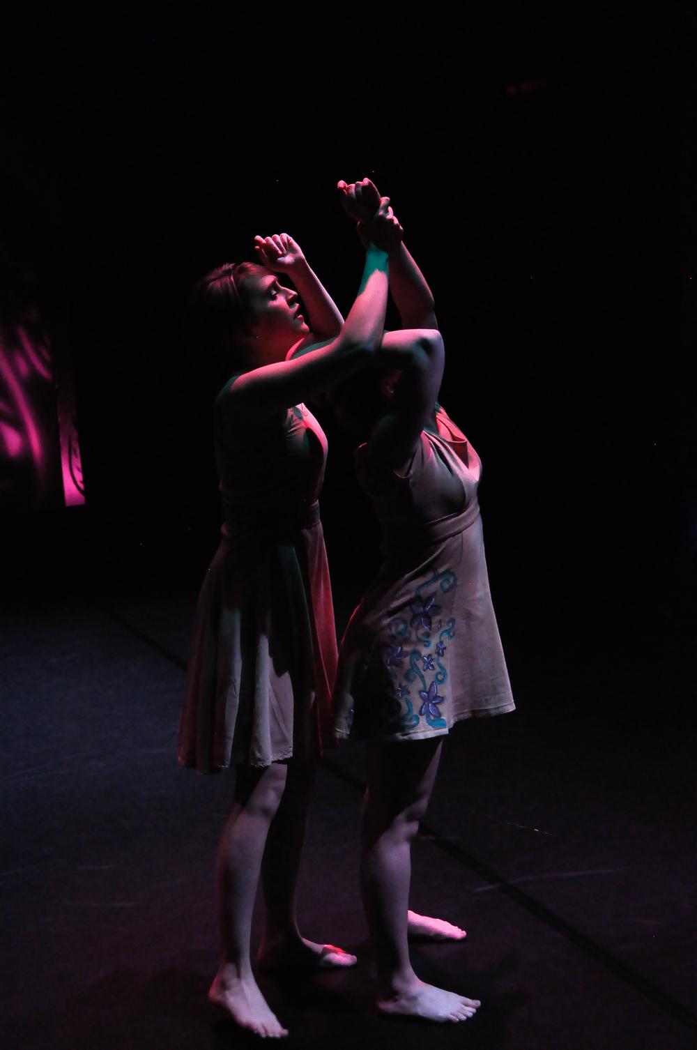X Dance; Emerson College 2012