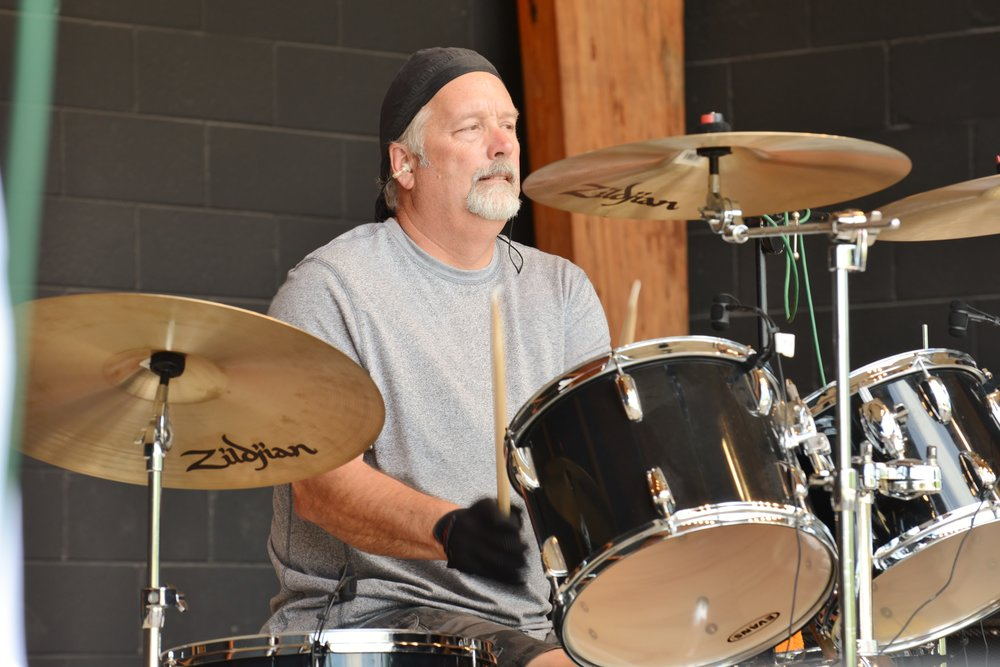 GARY BRANDT  -   Drums & Vocals