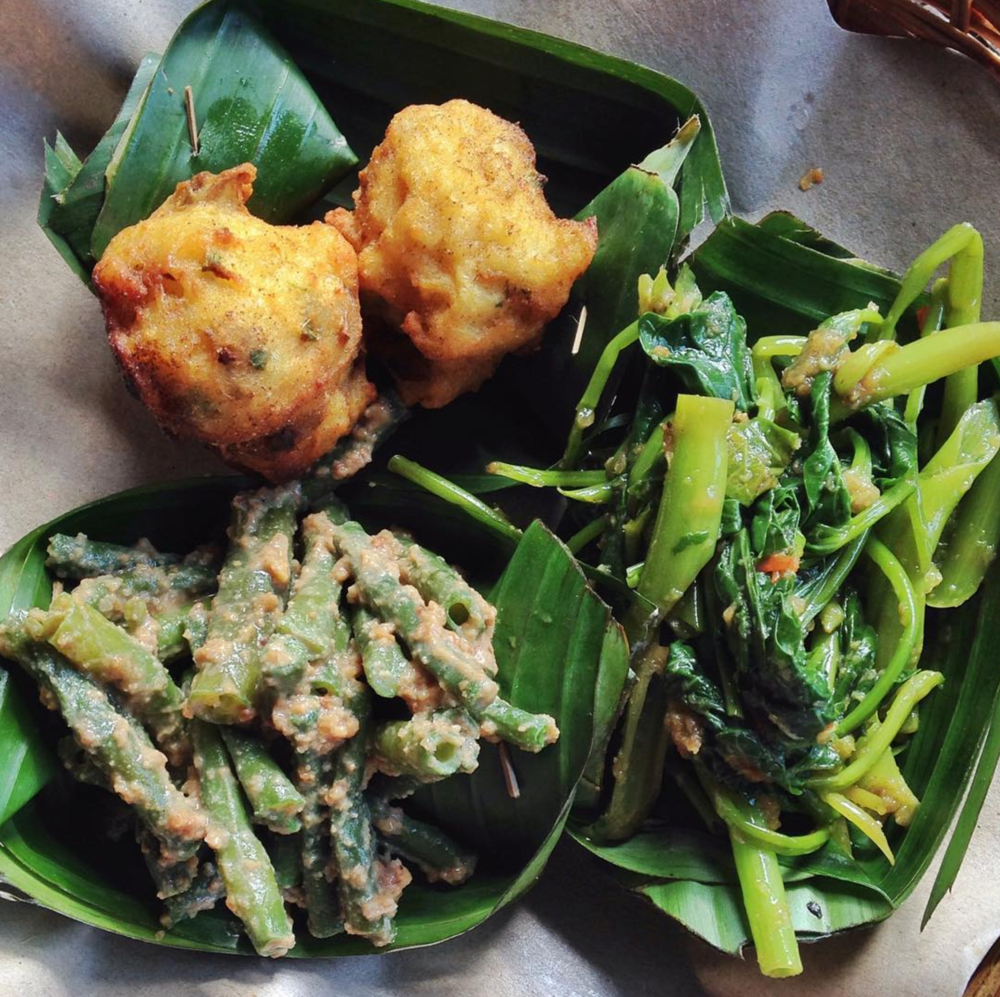 Warung Biah Biah  Inexpensive & delicious Balinese tapas served in an authentic yet Instagram-worthy style.  +62 361 978249