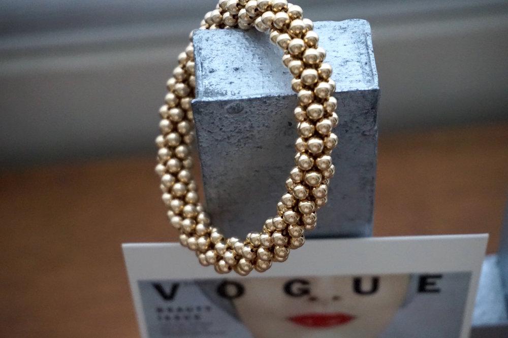 Adler Grier Gold Bracelet