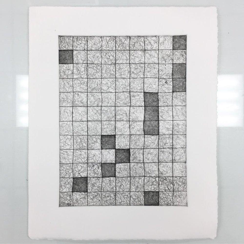 12 Squares Chosen by Chad Uhlein