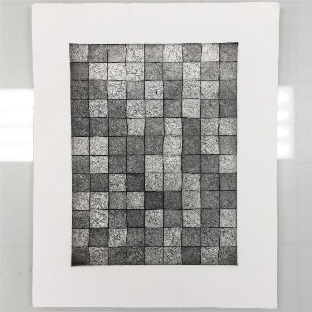 12 Squares Chosen by Scott Michael