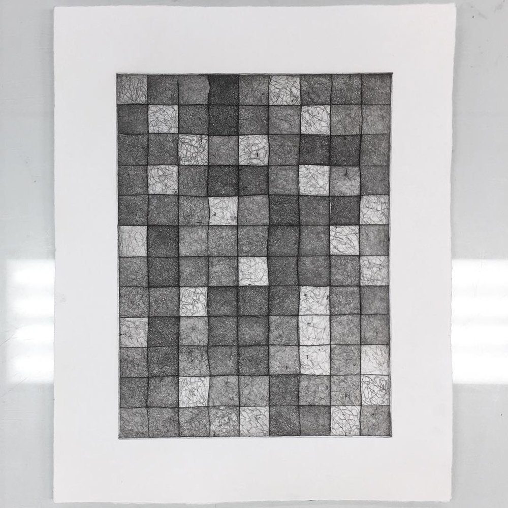 12 Squares Chosen by Laurie Sloan