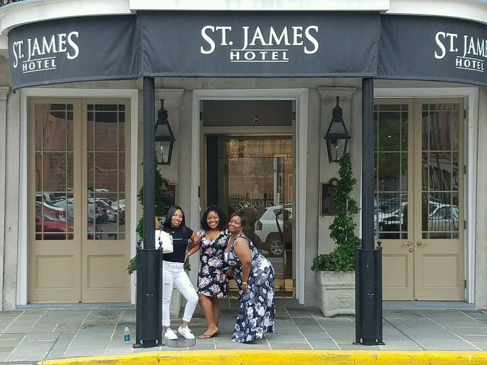 ST. JAMES ASCEND BOUTIQUE HOTEL, 330 MAGAZINE STREET, NEW ORLEANS, LA
