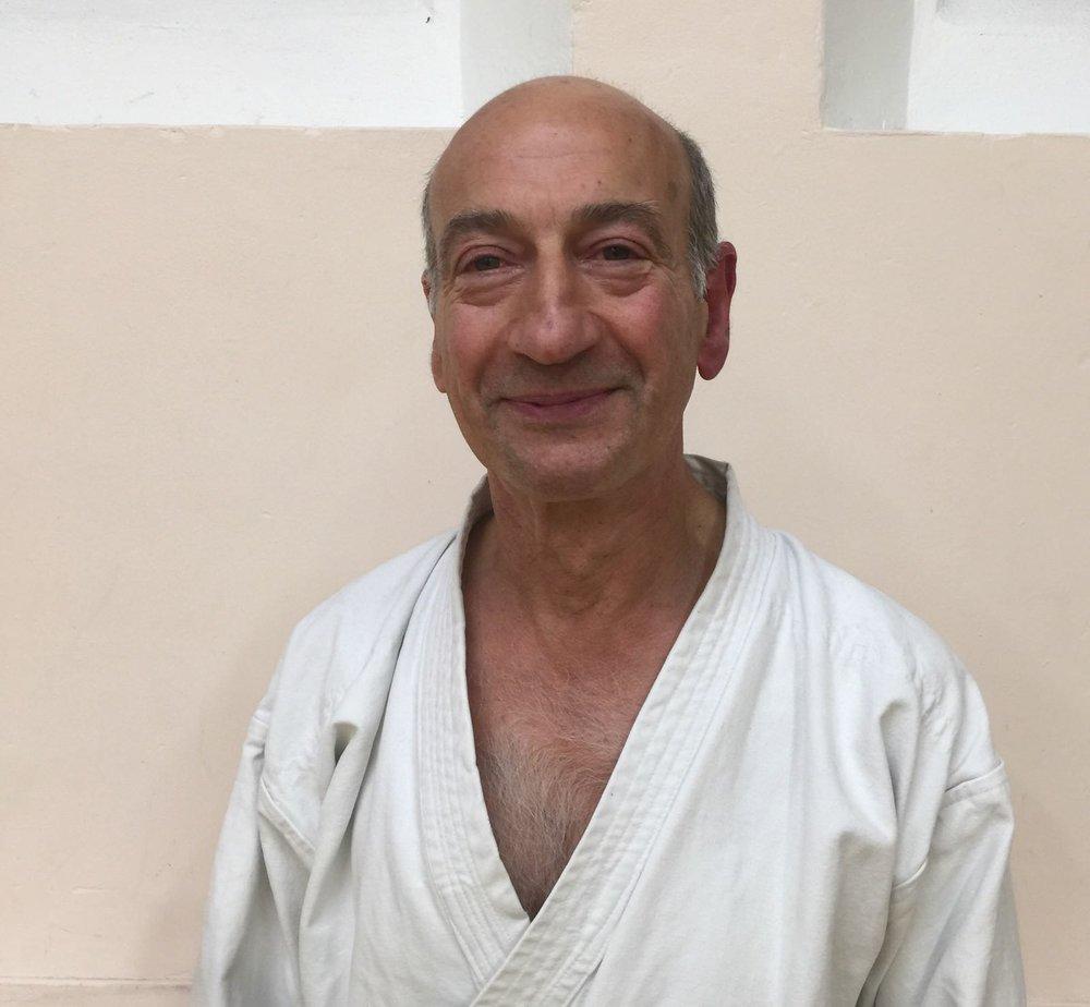 Giuseppe, 3rd Dan