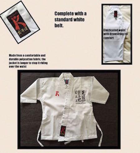Gi (Karate Uniform)