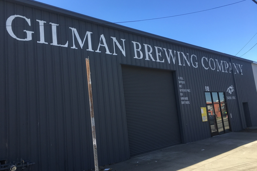 Gilman Brewing Company    Berkeley, CA